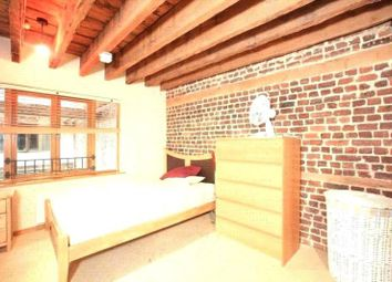 Thumbnail 2 bed flat to rent in Port East Apartments, 18 Hertsmere Road, London