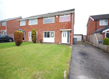 Thumbnail 3 bed semi-detached house for sale in Catforth Avenue, Blackpool, Lancashire