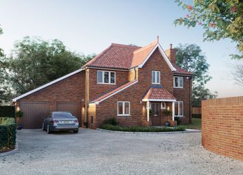 Thumbnail 4 bed detached house for sale in Broadlands Way, Ipswich