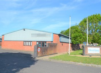 Thumbnail Property to rent in The Omitec Site, Hopton Park Industrial Site, Hopton Road, Devizes