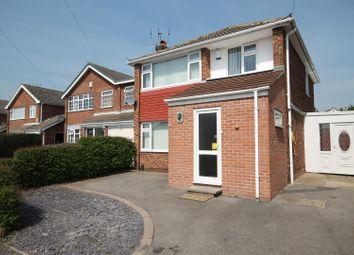 Thumbnail 3 bed detached house for sale in Dunvegan Drive, Rise Park, Nottingham