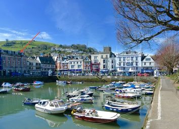 Thumbnail 2 bedroom flat for sale in The Quay, Dartmouth, Devon