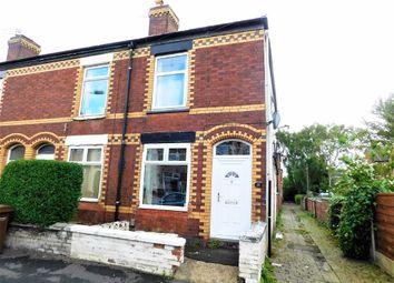 Thumbnail 2 bedroom end terrace house for sale in Caroline Street, Edgeley, Stockport