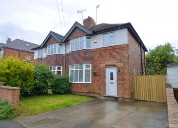 Thumbnail 3 bed semi-detached house for sale in Rutland Street, Mansfield
