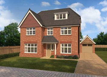 Thumbnail 5 bed detached house for sale in The Brambles, Ongar Road, Dunmow, Essex