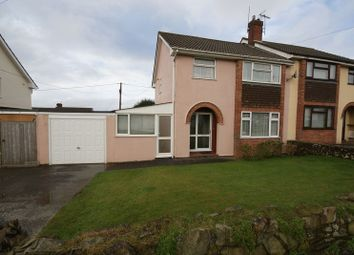 Thumbnail 3 bed property for sale in Midway Road, Bodmin