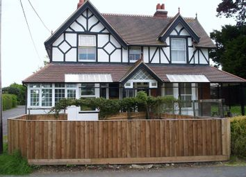 Thumbnail 1 bed flat for sale in Colwell Road, Freshwater, Totland Bay