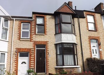 Thumbnail 3 bed property to rent in Larkstone Crescent, Ilfracombe, Devon