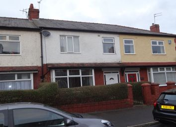 Thumbnail 3 bed terraced house for sale in Queens Road, Fulwood, Preston