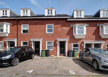 Thumbnail 4 bed town house to rent in Sivell Mews, Sivell Place, Heavitree, Exeter