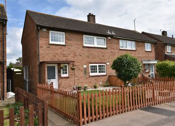 Thumbnail 3 bedroom semi-detached house for sale in Prince Philip Road, Colchester, Essex