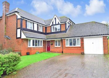 Thumbnail 5 bed detached house for sale in Jubilee Fields, Upchurch, Sittingbourne, Kent