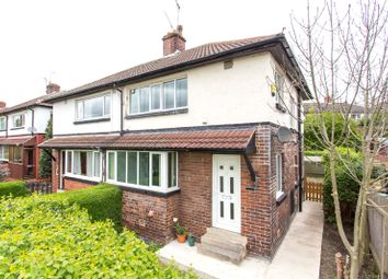 Thumbnail 3 bed semi-detached house for sale in Kirkstall Road, Leeds, West Yorkshire