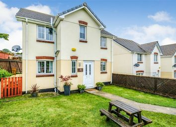 Thumbnail 3 bed detached house for sale in Eden Way, Penwithick, St Austell, Cornwall