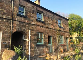 Thumbnail 2 bed cottage to rent in Mount Pleasant, Scarthin, Cromford, Derbyshire