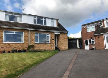 Thumbnail 3 bed semi-detached house for sale in Ashley Close, Kingswinford, West Midlands