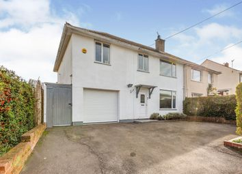 Thumbnail 5 bed semi-detached house for sale in Cranley Road, Headington, Oxford