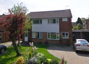 Thumbnail 3 bed semi-detached house to rent in Orchard Close, Spencers Wood, Reading