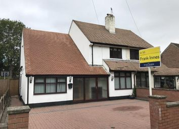 Thumbnail 4 bed semi-detached house for sale in Staunton Avenue, Sunnyhill, Derby, Derbyshire