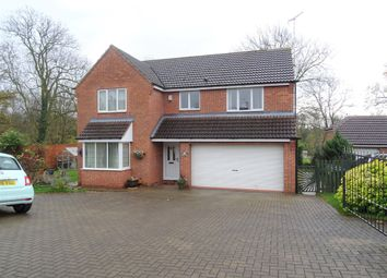 Thumbnail 4 bed detached house for sale in Church Street, Langold, Worksop