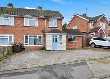 Thumbnail 5 bed semi-detached house for sale in Rylands Road, Kennington, Ashford