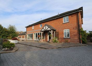 Thumbnail 6 bed detached house for sale in Hall Lane, Hankelow, Crewe, Cheshire