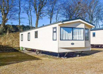 Thumbnail 3 bedroom mobile/park home for sale in Lauriston, St. Cyrus, Montrose
