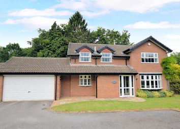 4 bed detached house for sale in Greyfriars Close, Solihull B92