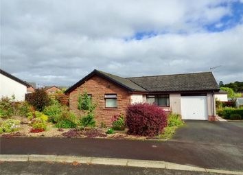 Thumbnail 3 bed detached bungalow for sale in Riverside Gardens, Brydekirk, Annan