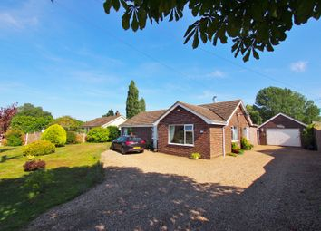 Thumbnail 3 bed detached bungalow for sale in Attleborough Road, Deopham, Wymondham