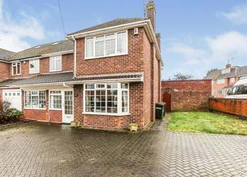 Thumbnail 4 bed semi-detached house for sale in Frobisher Road, Finham, Coventry, West Midlands