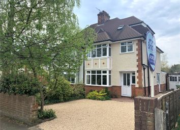 Thumbnail 4 bed semi-detached house for sale in Highfield Avenue, Aldershot, Hampshire