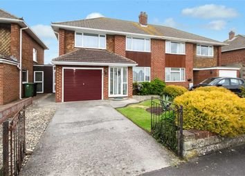 Thumbnail 3 bed semi-detached house for sale in Yiewsley Crescent, Stratton, Wiltshire
