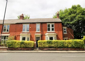 Thumbnail 3 bedroom end terrace house to rent in Osborne Road, Jesmond, Newcastle Upon Tyne