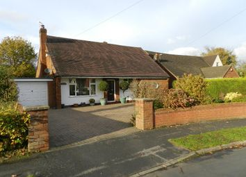 Thumbnail 4 bed bungalow for sale in Birchall Avenue, Culcheth, Warrington