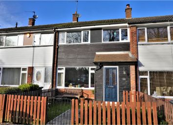 Thumbnail 3 bed terraced house for sale in Brookside Walk, Tadley
