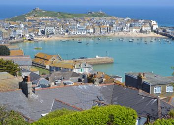 Thumbnail 6 bed terraced house for sale in Sea View Terrace, St Ives, Cornwall