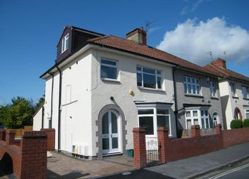 Thumbnail 2 bedroom flat for sale in Cottrell Road, Eastville, Bristol