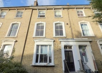 Thumbnail 1 bed flat to rent in Manor Avenue, London