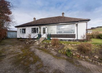 Thumbnail 4 bed bungalow for sale in Little Rogart, Rogart, Sutherland