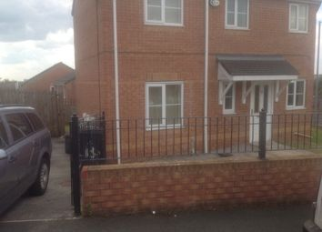 Thumbnail 3 bedroom semi-detached house to rent in Bloomfield Drive, Off Waterloo Road, Cheetwood