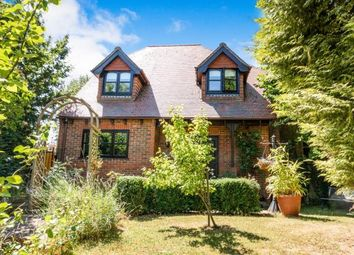 Thumbnail 4 bed detached house for sale in Oakley, Hampshire, .