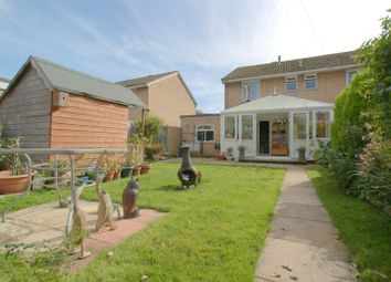 Thumbnail 3 bedroom end terrace house for sale in Wilkinson Drive, Bournemouth