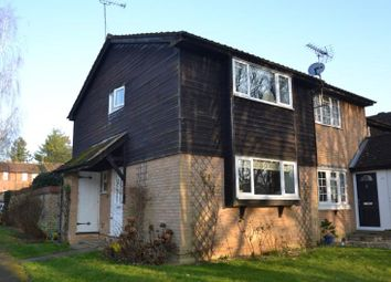 Thumbnail 3 bed end terrace house for sale in Downhall Ley, Buntingford