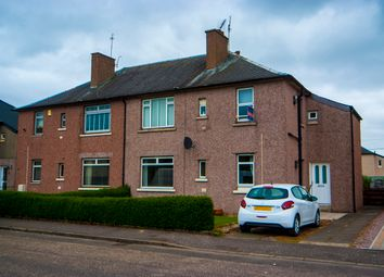 Thumbnail 2 bed flat for sale in Leven Street, Falkirk