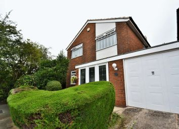 Thumbnail 3 bed detached house for sale in Southdown Drive, Worsley, Manchester