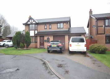 Thumbnail 4 bedroom detached house to rent in The Chanters, Ellenbrook, Manchester