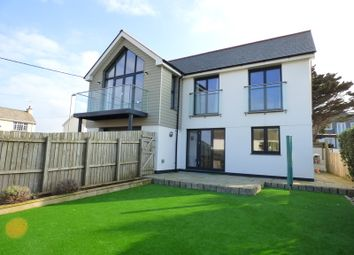 Thumbnail 5 bed detached house for sale in Liskey Hill, Perranporth