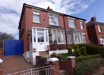 Thumbnail 3 bed property for sale in Blenheim Avenue, Blackpool, Lancashire