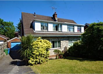 Thumbnail 3 bed semi-detached house for sale in Birch Drive, Bangor